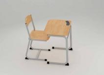 Bàn ghế học sinh BHS-011
